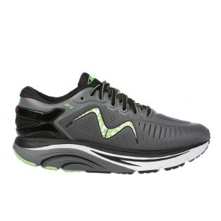 Men's GT 11 Grey/Green Endurance Running Sneakers