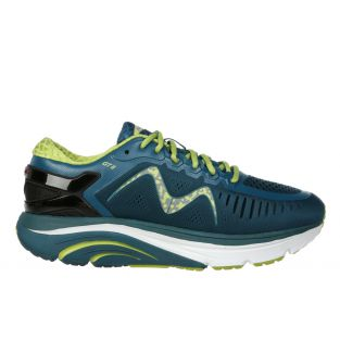 Men's GT 2 Navy/Green Running Sneakers 702023-1092Y Small