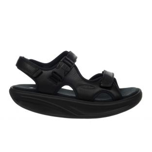 Men's Kisumu 3S Black Sandals 700442-03 Small