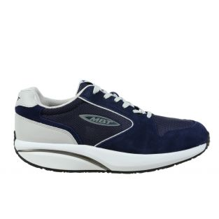 Men's MBT 1997 Navy/Rock Casual Sneakers