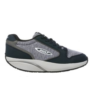 Women's MBT 1997 Petrol Blue Casual Sneakers 700709-1143Y  Small