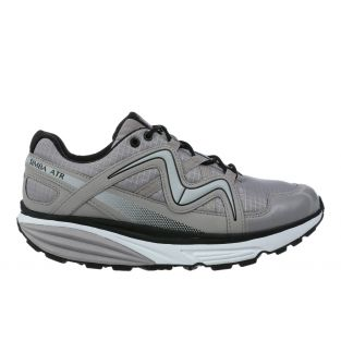 Men's Simba ATR Gray/Silver Outdoor Trail Sneakers 702033-1286Y Small