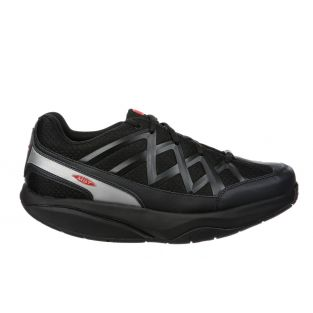 Men's Sport 3 Comfort Width Black Walking Sneakers 700815-03Y Small