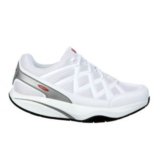 Men's Sport 3 Comfort Width White Walking Sneakers 700815-16Y Small