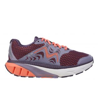 Women's GT 18 Dusk Blue/Coral Orange Endurance Running Sneakers 702016-1252Y MaiinSmall