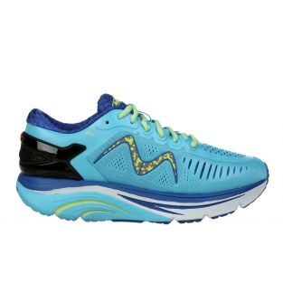 Women's GT 2 Blue/Yellow Running Sneakers 702024-1269Y Small