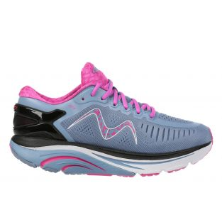 Women's GT 2 Grey/Pink Enduarnce Running Sneakers 702024-1003Y Small