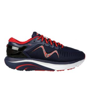 Women's GT 2 Navy/Red Running Sneakers 702024-1276Y Small