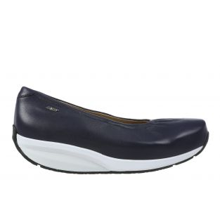 Women's Harper Navy Flats 700981-12I Small