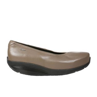 Women's Harper Taupe Flats 700981-1109I Small