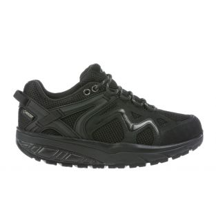 Women's Himaya GTX Black Outdoor Sneakers 702616-257T Small