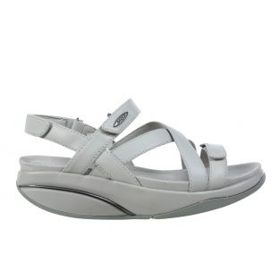Women's Kiburi Light Grey Dress Sandals