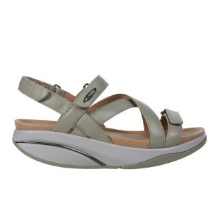 Women's Kiburi Taupe Dress Sandals