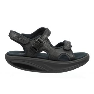 Women's Kisumu 3S Black Sandals 700366-03 Small