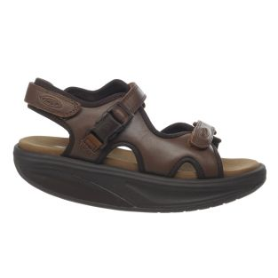 Women's Kisumu 3S Brown Sandals 700262-22 Small