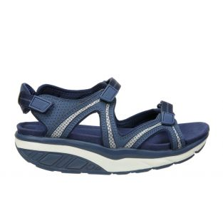 Women's Lila 6 Sport Indigo Blue Outdoor Sandals 700667-1193L Small