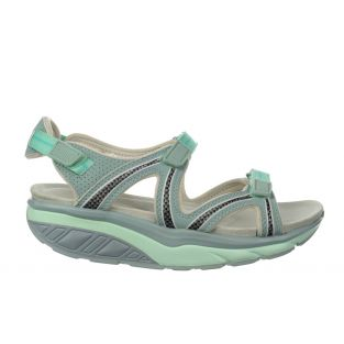 Women's Lila 6 Sport Mint Grey/Double Mint Outdoor Sandals 700667-438L Small