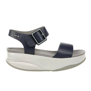 Women's Manni 2 Navy Dress Sandals 700960-1103N Small