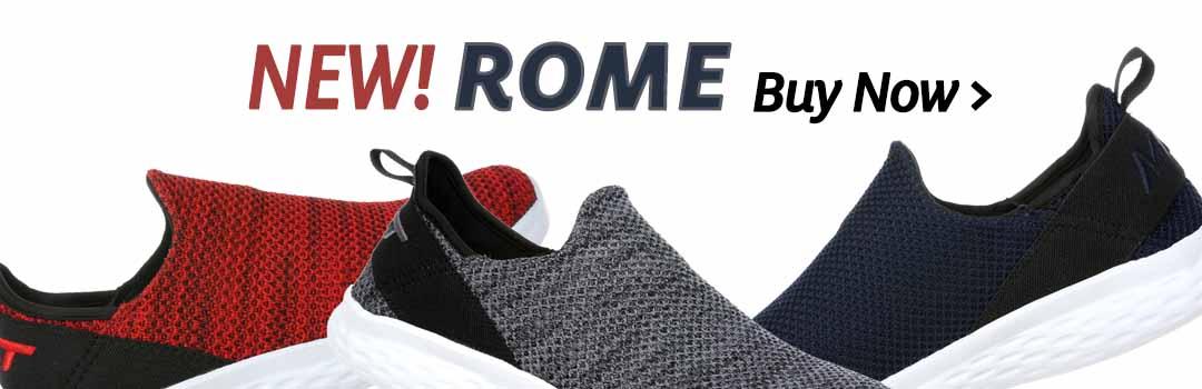 Rome Walking Shoes