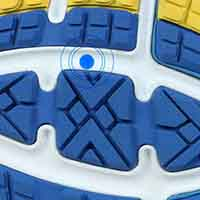 High Abrasion Rubber Sole