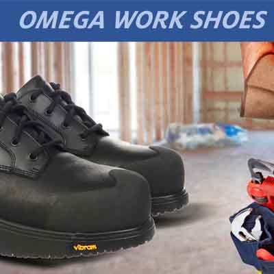 Omega Work Shoes