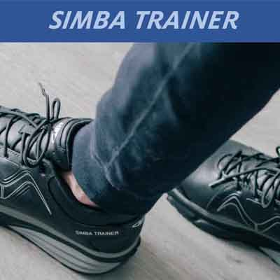 Simba Trainer Walking Shoes